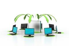 Bezprzewodowy networking system Zdjęcie Stock