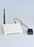 Bezprzewodowy router Fotografia Stock
