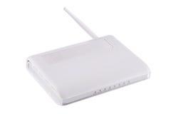 Bezprzewodowy router Zdjęcia Royalty Free