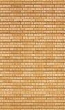 Bezszwowa ściana z cegieł tekstura Zdjęcie Stock