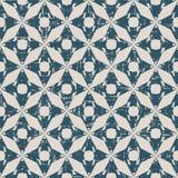Bezszwowa będąca ubranym out antykwarska tła 056_round ośmioboka geometria Obrazy Royalty Free