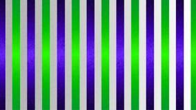 Bezszwowa Błyszcząca Przeplatająca błękita i zieleni lampasów tekstura w Gradated Grunge Szarym tle obrazy stock