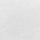 Bezszwowa białego papieru tekstura Fotografia Royalty Free