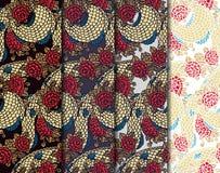 Bezszwowa chińska smok tekstura Obraz Royalty Free