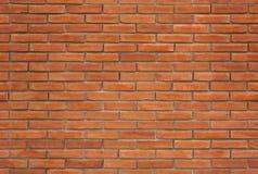 Bezszwowa ściana z cegieł tekstura Obraz Royalty Free