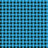 Bezszwowa Deseniowa abstrakcjonistyczna Błękitna tło wektoru ilustracja Zdjęcie Royalty Free