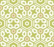 Bezszwowa deseniowa geometryczna tekstura Obrazy Stock