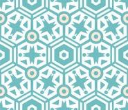 Bezszwowa deseniowa geometryczna tekstura Zdjęcia Royalty Free