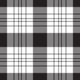 bezszwowa deseniowa szkocka krata Obraz Royalty Free
