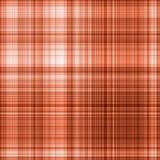 Bezszwowa gingham tekstura w czerwonym widmie Obrazy Stock