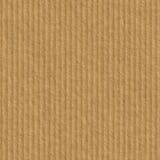 Bezszwowa kartonowa tekstura Zdjęcia Stock