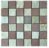 bezszwowa mozaiki tekstura Zdjęcie Stock