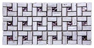 bezszwowa mozaiki tekstura Obrazy Royalty Free