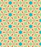 Bezszwowa orientalna dekoraci mozaika Obraz Royalty Free