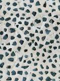 Bezszwowa stara tynk ściany tekstura, kawałki granitowi Obrazy Stock