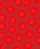 bezszwowa tło czerwień Zdjęcie Royalty Free