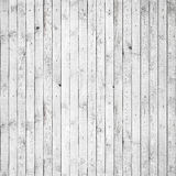 Bezszwowa tło tekstura biały drewno Obrazy Royalty Free