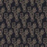 Bezszwowa Tapeta, Wektorowy Tło Obraz Stock