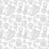 Bezszwowa Tapeta, Wektorowy Tło Zdjęcia Royalty Free