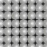 Bezszwowa tekstura abstrakcjonistyczne podsufitowe lampy z żebrującą powierzchnią Zdjęcie Royalty Free