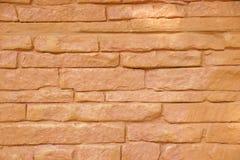 Bezszwowa tekstura cegły ściana Zdjęcia Stock