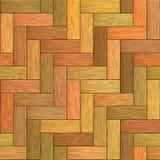Bezszwowa tekstura drewniany parkietowy, laminat podłoga Obrazy Royalty Free