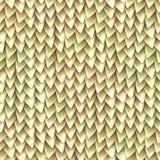 Bezszwowa tekstura kruszcowy smok waży Gad skóry wzór zdjęcie royalty free