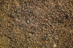 Bezszwowa tekstura piaska dzieci piaskownica fotografia stock