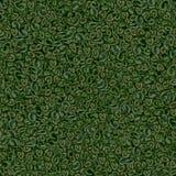 Bezszwowa tekstura proch zielona herbata ilustracji