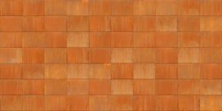 Bezszwowa tekstura rdzewiejący cor metalu prześcieradła zdjęcie stock