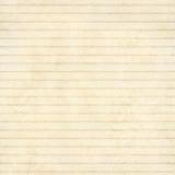 Bezszwowa tekstura stary papier Obrazy Royalty Free