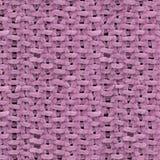 Bezszwowa tekstura Trykotowy pulower Zdjęcia Royalty Free