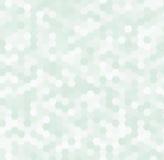 Bezszwowa tekstury hex siatka royalty ilustracja
