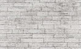 Bezszwowa tło tekstura szarość kamienia ściana z cegieł Obrazy Royalty Free