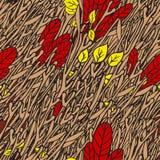 Bezszwowa trawa Obrazy Stock
