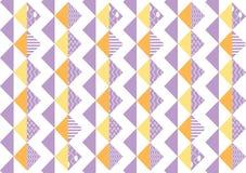 Bezszwowa wzór płytka Roczników dekoracyjnych elementów kolorowy tło Doskonalić dla drukować na tkaninie, plakacie lub papierze, ilustracja wektor