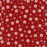 bezszwowa zimy vecto abstrakcyjna Obraz Stock