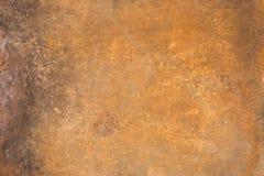 Bezszwowa Zrudziała tekstura jako Rdzewiejący metalu tło zdjęcie stock