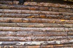 Bezszwowe Drewniane Deski Fotografia Stock