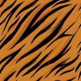 Bezszwowe tekstura tygrysa sk?ry wz?r 10 eps royalty ilustracja