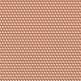 Bezszwowe wzór dziury royalty ilustracja