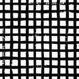 Bezszwowe wzór linie i muśnięć uderzenia royalty ilustracja
