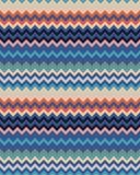 Bezszwowe zygzag linie royalty ilustracja