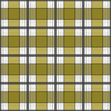 Bezszwowego retro tekstylnego tartanu szkockiej kraty wzoru w kratkę tło Zdjęcia Stock