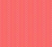 Bezszwowej lampas deseniowej czerwieni pojedynczy kolor Obraz Stock