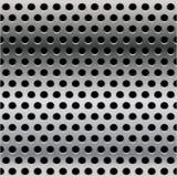 Bezszwowej stali dziurkowata stal ilustracji