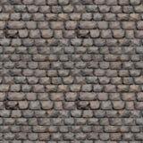 Bezszwowej tekstury brukowi kamienie Obraz Stock