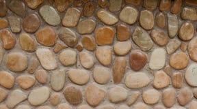 Bezszwowej tekstury kamienna ściana Bezszwowy tło bezszwowy wzoru Fotografia Stock