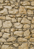 Bezszwowej tekstury kamienna ściana Zdjęcie Royalty Free