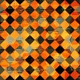 Bezszwowi abstrakcjonistyczni rombuses Zdjęcia Stock